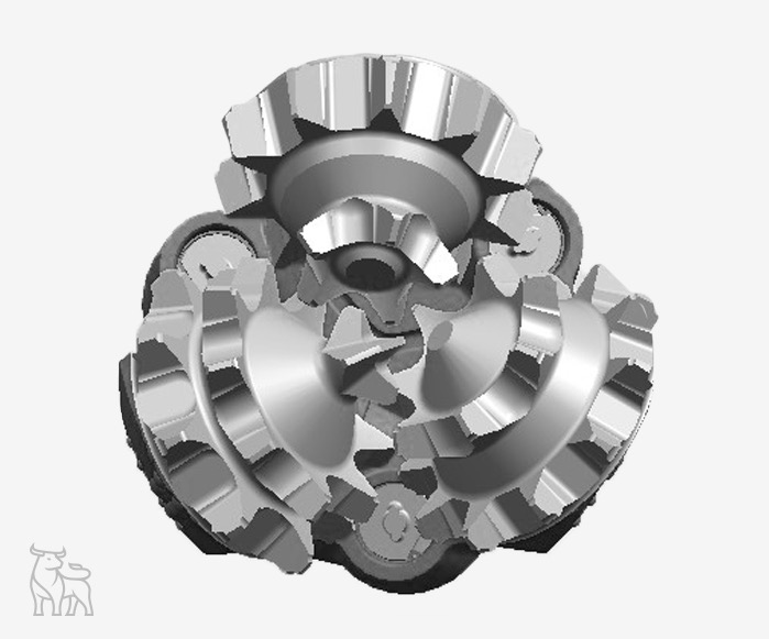 Roller Cones Standard Series